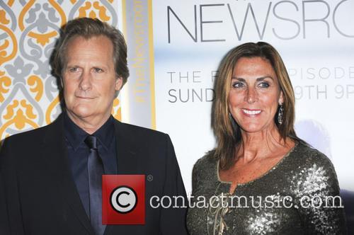 Jeff Daniels and Kathleen Rosemar 2