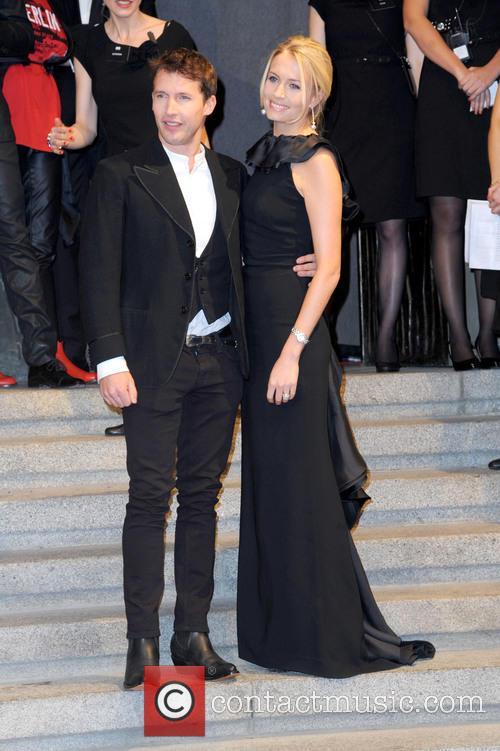 James Blunt and Sofia Wellesley 4