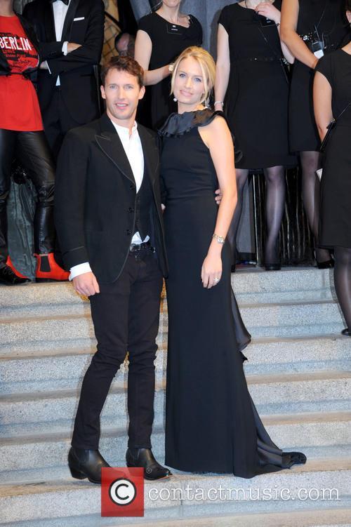James Blunt and Sofia Wellesley 1