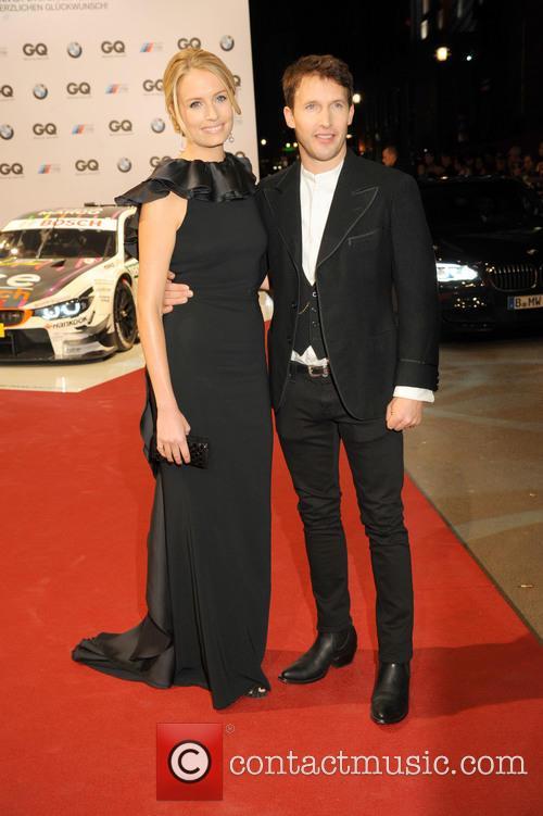 James Blunt and Sofia Wellesley 2