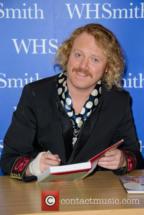 Keith Lemon book signing