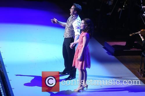 Julian Ovenden and Lauren Worsham 6