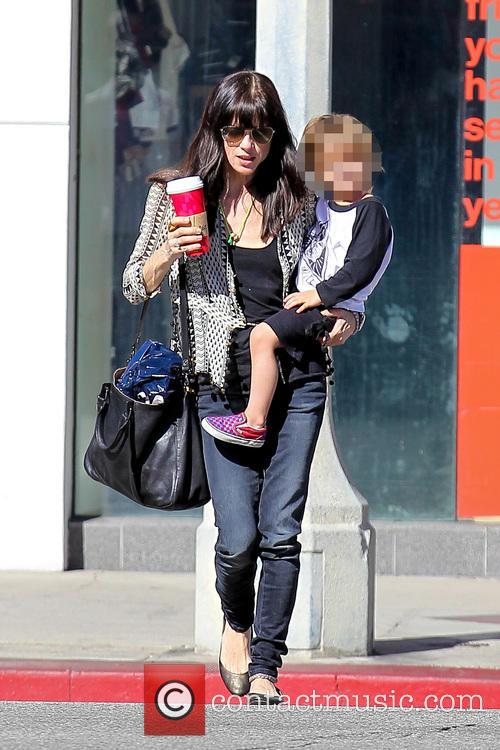 Selma Blair and Arthur Bleick 3