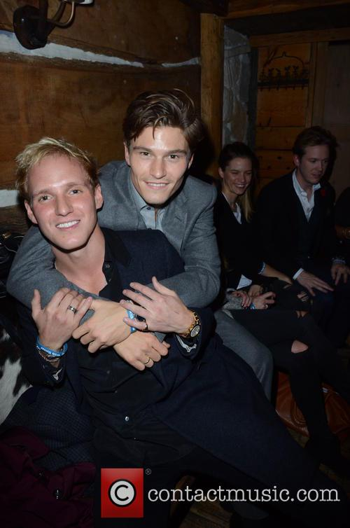 Oliver Cheshire and Jamie Laing 2