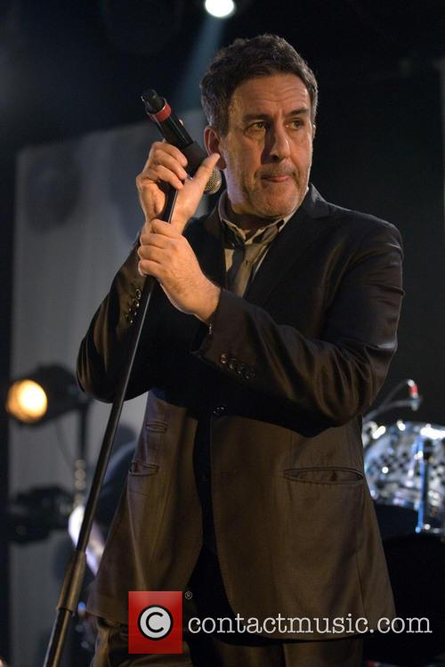 The Specials perform at the Barrowland Ballroom