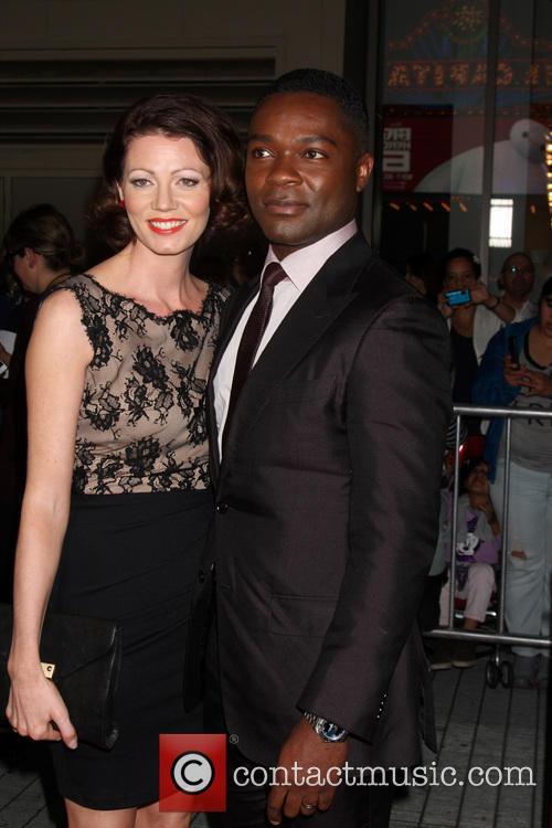 David Oyelowo and Jessica Oyelowo 3