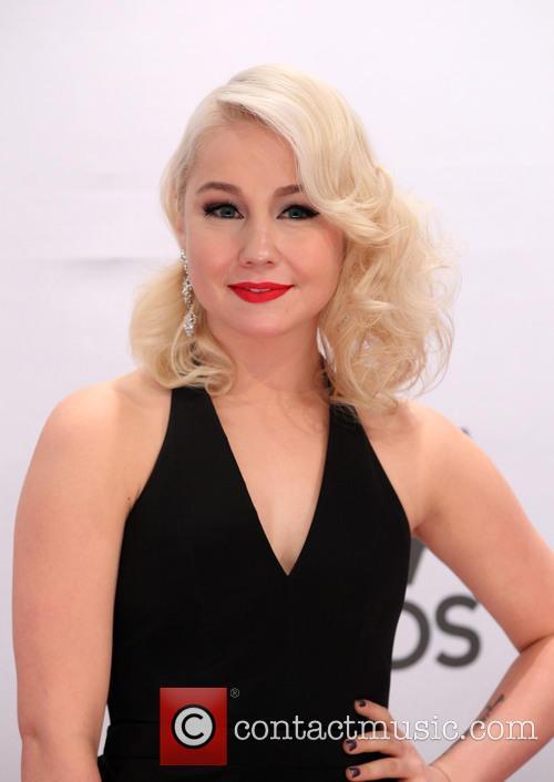 48th Annual CMA Awards 2014 Arrivals at Bridgestone...