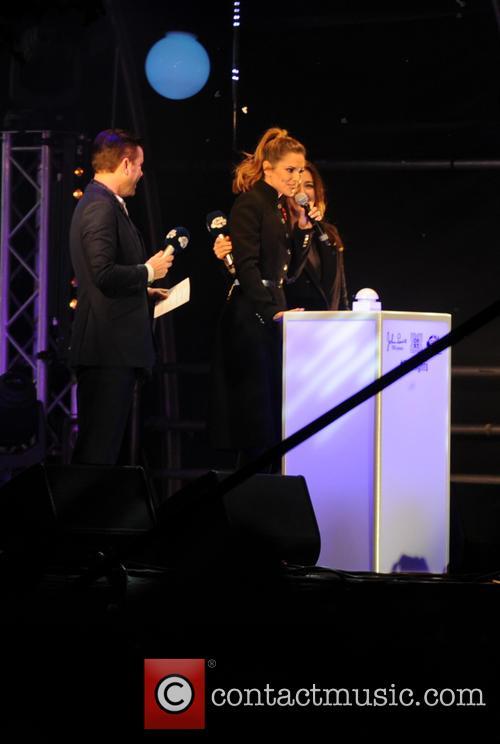 Cheryl Fernandez-versini and Cheryl Cole 2