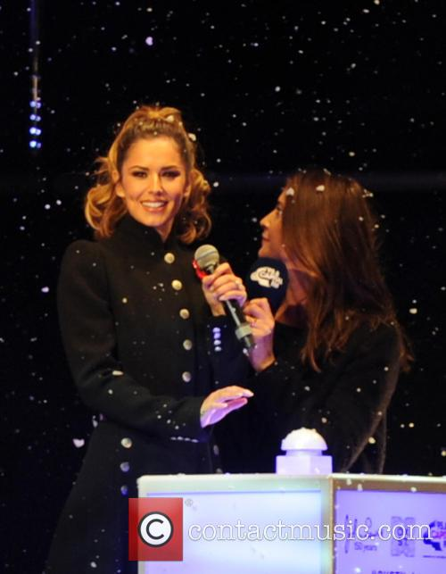 Cheryl Fernandez-versini and Cheryl Cole 10