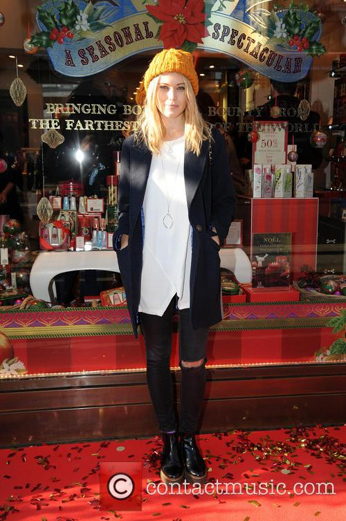 Crabtree and Evelyn cracker launch
