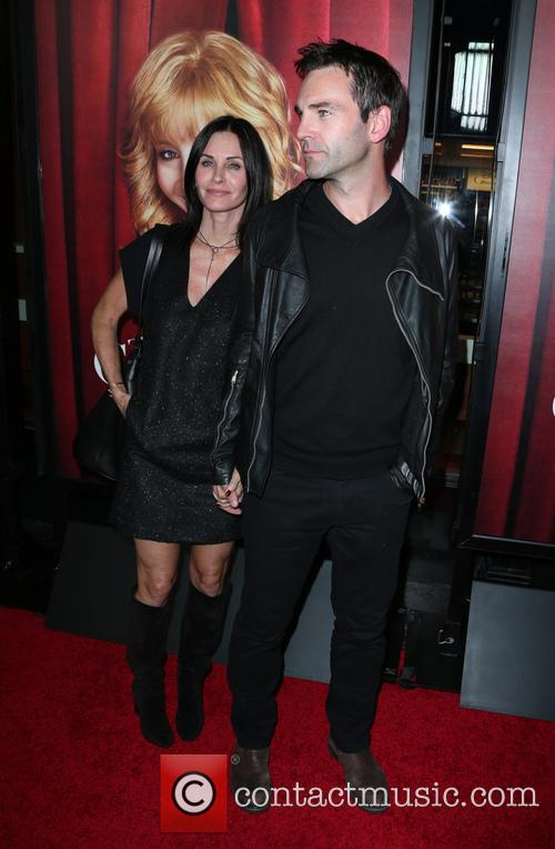 Courteney Cox and Johnny Mcdaid 4