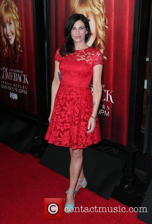 Laura silverman premiere of hbo 39 s the comeback 9 for Laura silverman