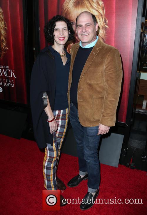 Matthew Weiner and Linda Brettler 3