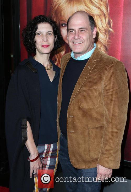 Matthew Weiner and Linda Brettler 4