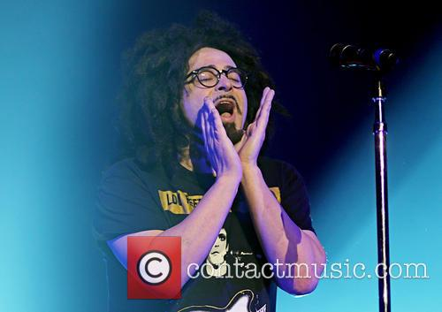 Adam Duritz and Counting Crows 4