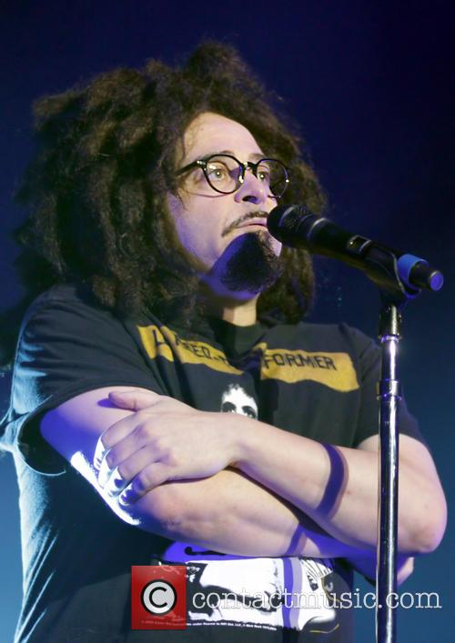 Adam Duritz and Counting Crows 7