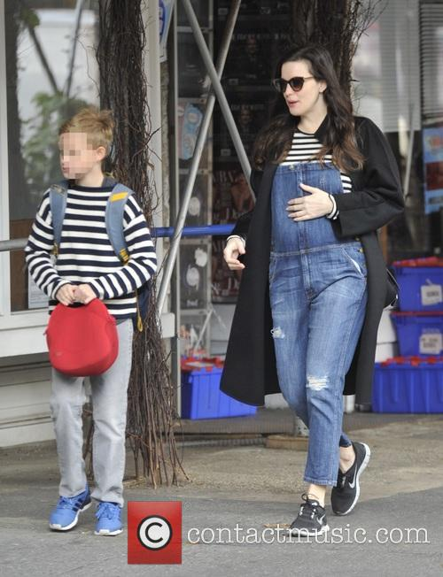 Liv Tyler and Milo William Langdon 4