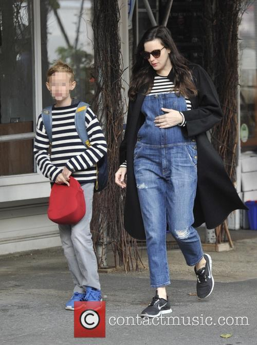 Liv Tyler and Milo William Langdon 6