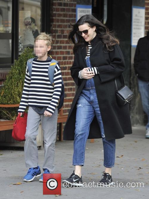 Liv Tyler and Milo William Langdon 11