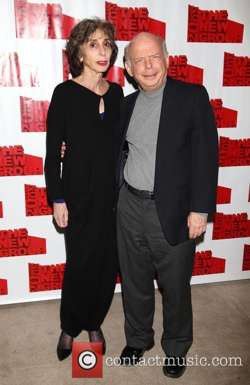 Deborah Eisenberg and Wallace Shawn