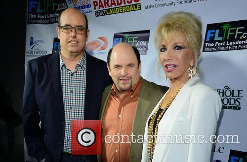 Christopher Ashley, Jason Alexander and Pamela Shaw 4