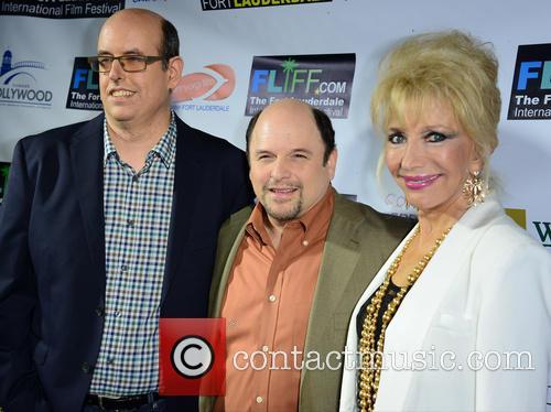 Christopher Ashley, Jason Alexander and Pamela Shaw 5