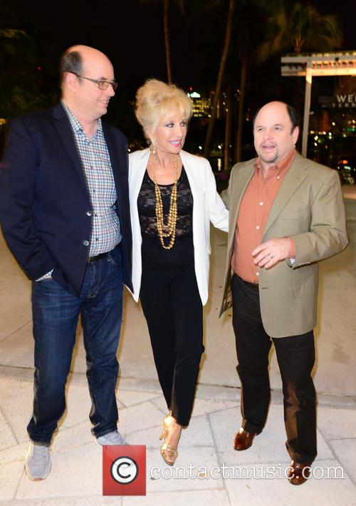 Christopher Ashley, Pamela Shaw and Jason Alexander 3