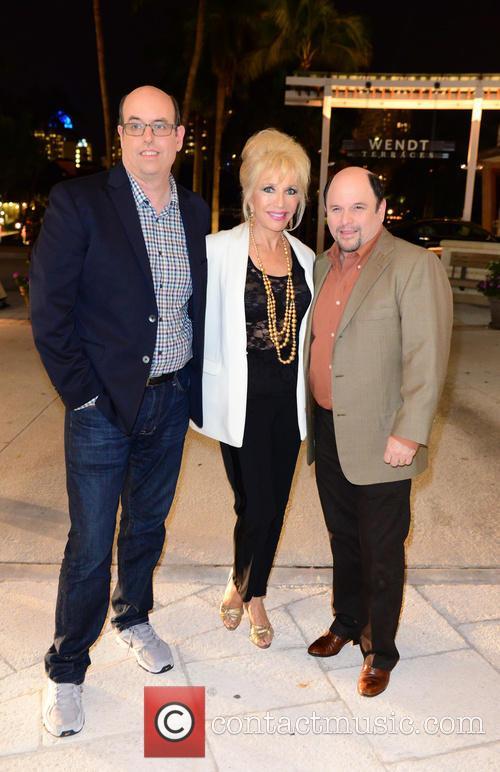 Christopher Ashley, Pamela Shaw and Jason Alexander 1