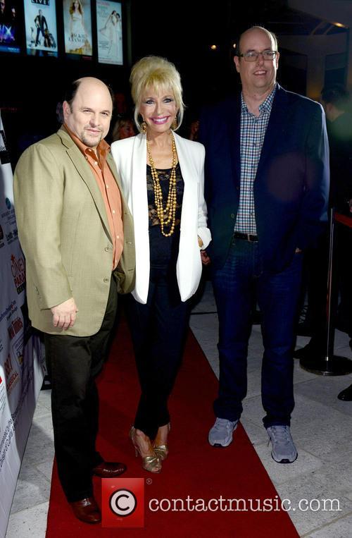 Jason Alexander, Pamela Shaw and Christopher Ashley 7