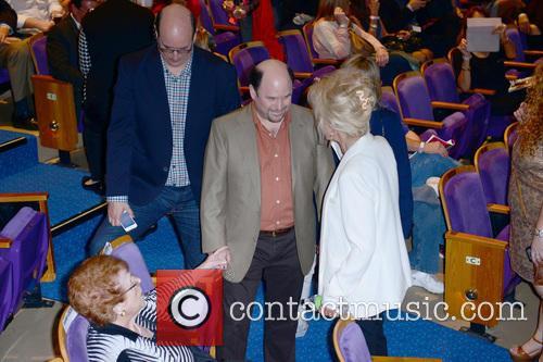 Ruth Minnie, Christopher Ashley, Jason Alexander and Pamela Shaw 1