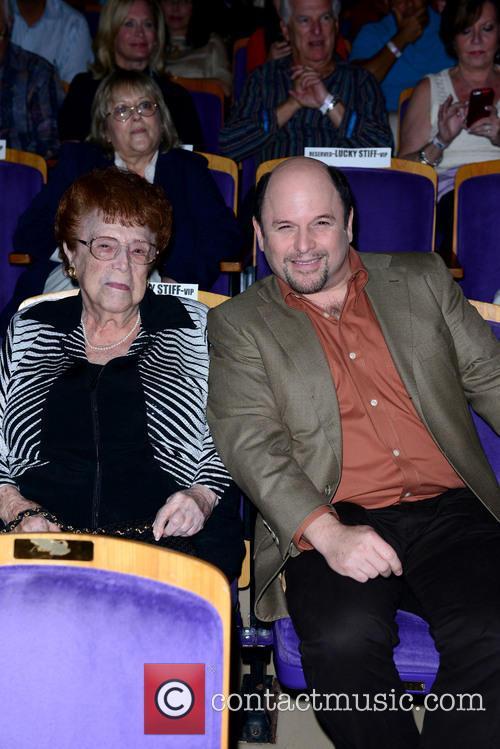 Ruth Minnie and Jason Alexander 2