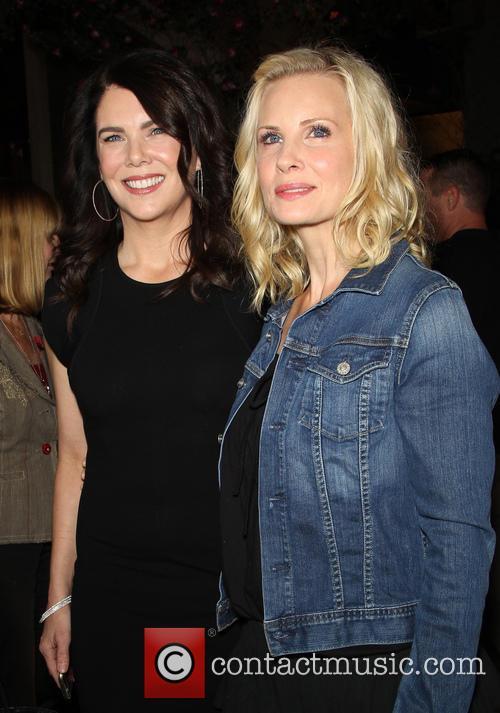 Lauren Graham and Monica Potter 5