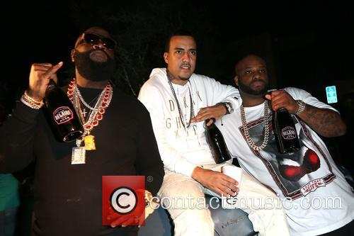 Rick Ross, French Montana and Yowda 11