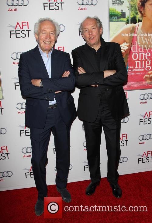 Jean-pierre Dardenne and Luc Dardenne 9