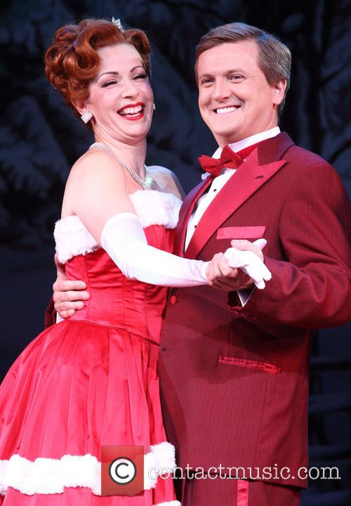 White Christmas, Rachel Stanley and Aled Jones