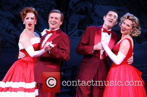 Photocall for 'White Christmas' the musical at the...