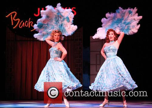 White Christmas, Rachel Stanley and Louise Bowden 3