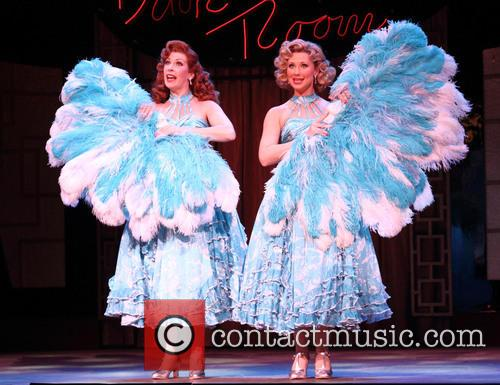 White Christmas, Rachel Stanley and Louise Bowden 1