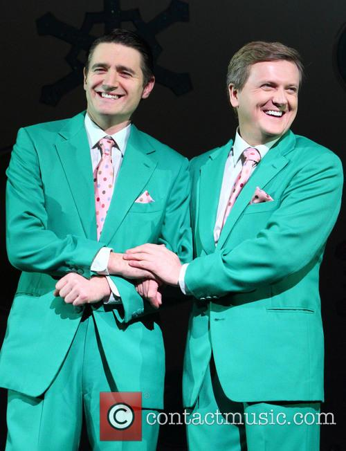Tom Chambers and Aled Jones 3