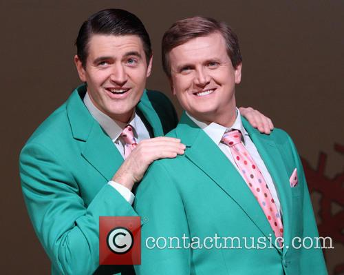 Tom Chambers and Aled Jones 8