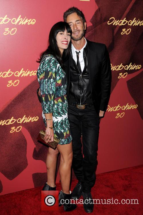Athena Calderone and Jean Marc Houmard 3