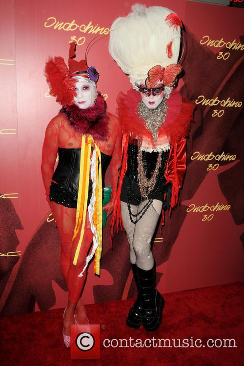 Indochine's 30th Anniversary Party