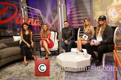 Nicole Scherzinger, Diana Madison, Michael Costello, Stephanie Bauer and The Dingo 10