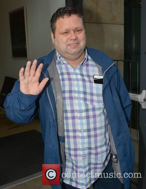Paul Potts at Today FM