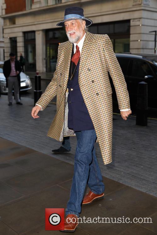 Mick Fleetwood 3