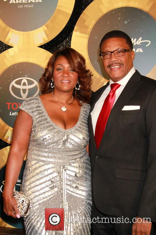 Judge Greg Mathis and Linda Mathis 1