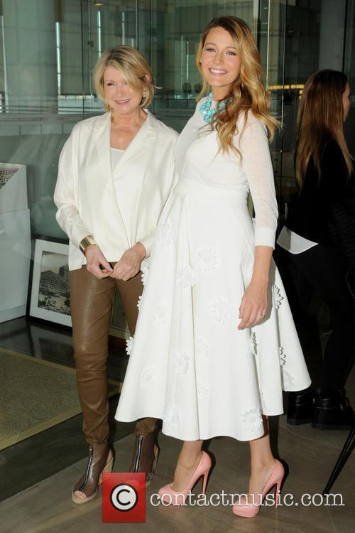 Blake Lively and Martha Stewart 5