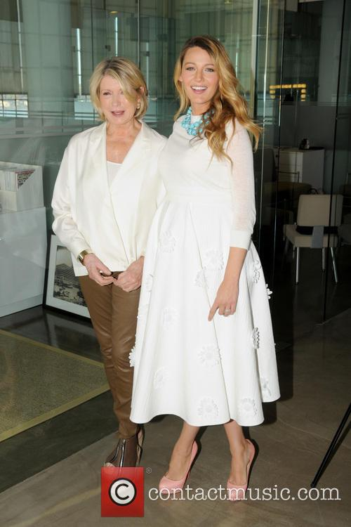 Blake Lively and Martha Stewart 8