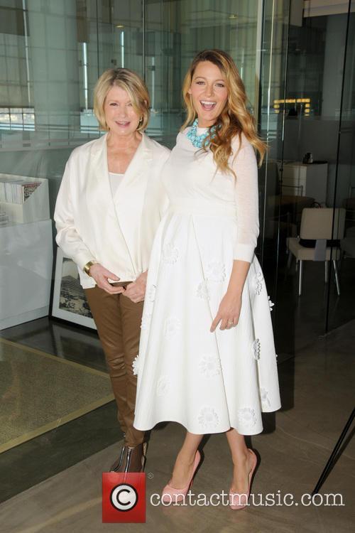 Blake Lively and Martha Stewart 9
