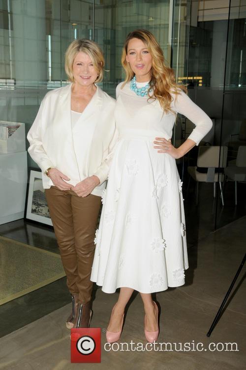 Blake Lively and Martha Stewart 10